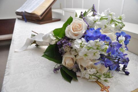 blue-white-bible