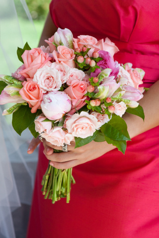 pink-maid-of-honor