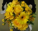 yellow-bouq