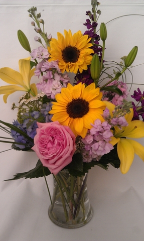 sunflower-arrangement