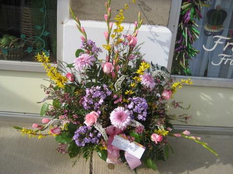 Garden Basket example
