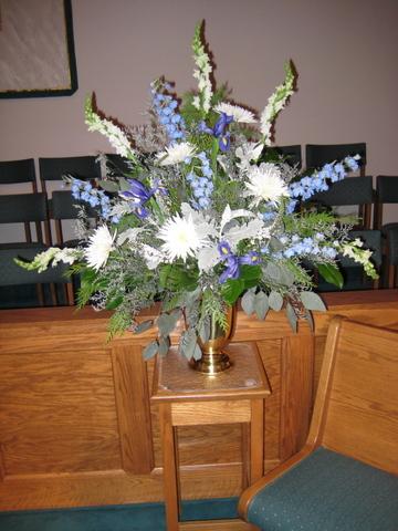 Church Memorial Tribute