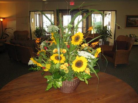 Sunflower Memorial