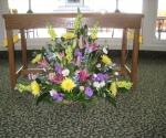 Colorful Memorial Tribute