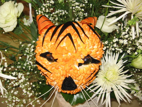 Specialty Piece / Tiger