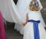blue-white-flowergirl