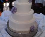 white-blue-cake