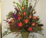 Large Masculine Sympathy arrangement